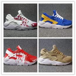 Wholesale Id Shoes - 2017 Hot Sale Airs Huarache iD Ultra Run Sports Shoes Men Women Huaraches Customise Running Shoes Trainer Sneakers Size 36-46