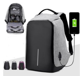 Wholesale Wholesale Fasion - Multi - functional travel travel backpack notebook outdoor anti - theft package shoulder bag computer bag college students bag