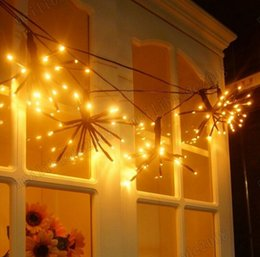 Wholesale Indoor Hand Warmer - NEW LED String Lights DIY Hand-made 6.5ft 100 LEDs Waterproof Fairy Lights with 8 Lighting Modes for Indoor Outdoor Garden Christmas MYY