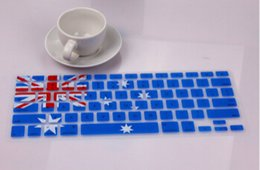 Wholesale Macbook Pro Keyboard Cover White - Wholesale-2pcs US layer ultra-Thin Silicone Keyboard Protector Film Cover SkinFor Macbook Air 13   Pro 13 15'' & White 13 inch