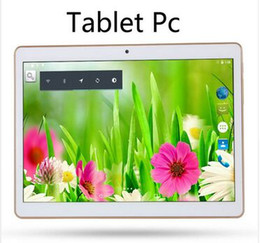 Wholesale Cheap 32gb Tablets - Cheap 3G phablets 9.7 inch Android 5.1 Octa Core MTK6592 4GB RAM 32GB ROM with Bluetooth GPS IPS phablets High quality