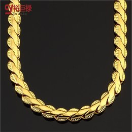 Wholesale Party Pack Plates - Hip Hop lace short chain Men and women fashion necklace Gold Plated Chain Men Jewelry Bijouterie For Men Women Packing With Gift Box