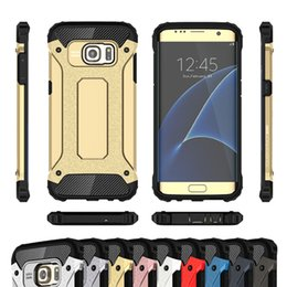 Wholesale Galaxy Gel Case - For Samsung S7 S7 Edge S7Edge Tough Slim Armor Hybrid Rugged Gel Silicone TPU Hard Case Cover For Galaxy G9300 G930 G9350 G930F