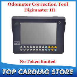 Wholesale Digimaster Tools - Wholesale-2015 Original Digimaster 3 Full Set Odometer Correction Tool Update Online Digimaster III No Token Limited with Free Shipping