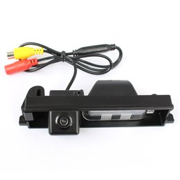 Wholesale Backup Camera For Toyota - Special HD CCD Car Rear View Camera Reverse Backup Camera For Toyota RAV4 RAV 4 Waterproof Auto Parking Camera