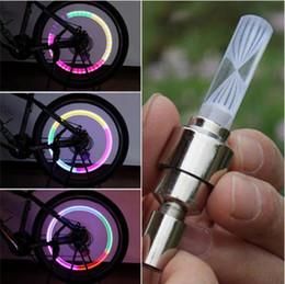 Wholesale Motor Bike Led - Car Motor MTB Road Bike Spoke Wheel Tyre Tire Flashing LED Light 220pcs free shipping