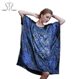 Wholesale Sexy Pyjamas For Women - Wholesale-2016 Top Sale Summer Style Silk Indoor Clothing Women Pyjamas Women Nightgowns Of Home Clothing For Sleep 10011
