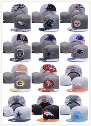 Wholesale Cheap Sport Snapbacks - Cheap 2017 newest style fashion Cotton Men Baseball Cap All Football Team Snapback Outdoor Sports Basketball Hats Mix Order free shipping
