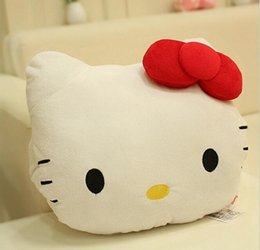 Wholesale Gift Lovely Hello - 1Pc 40cm Cute Lovely Juguetes Pillow Soft Stuffed Hello Kitty Pusheen Plush Toys Cushion Soft Toy For Kid Girl's Gifts