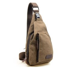 Wholesale Military Canvas Messenger Bag - New Fashion Man Shoulder Bag Men Sport Canvas Messenger Bags Casual Outdoor Travel Hiking Military Bag