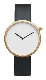 Wholesale Mens Grey Leather Belt - TOMI Luxury Mens Women Fashion Watches Quartz Sport Watch PU Leather Belt Glass Mirror Men's Watches High Quality Gifts Wristwatches