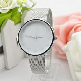 2019 женва часы женщины серебристый Часы для женщин 2016 Новый известный бренд серебро повседневная Женева кварцевые часы женщины металлическая сетка из нержавеющей стали женщины платье часы дешево женва часы женщины серебристый