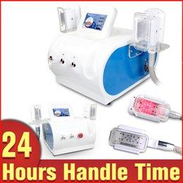 Wholesale Beauty Equipment Freeze - Hot Sale 2 Cold Handles Free Anti-freeze Membranes 30Pcs Fat Loss Cooling Body Slimming Beauty Equipment