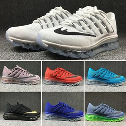 Wholesale Top Low Price Shoes - 2017 new Maxes MAX 2016 KPU II Discount Price Men Women Running Shoes With Top Quality Fashion Outdoor Sports Sneakers shoes us 5.5-11