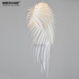 blanco moderno de plstico colgante de luz rebajas moderno novedad blanca colgante luminaria lmpara de suspensin