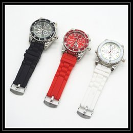 Wholesale Spike Watches - Wholesale Watch Grinders 40mm Herb Grinder 2 Parts Wristwatch Style Grinder Wheel Heavy Spike Cigarette Tobacco Herbal Crusher Hand Mullers