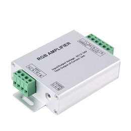 1 empresa RGB LED LED controlador 24A DC12-24V inverter RGB LED para ir kwaliteit goedkope PT de