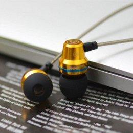 Wholesale Earphone Noise Cancelling - Free Shipping 3.5mm In-Ear Earbuds Bass Stereo Earphone Sport Headset Noise Cancelling Headphone for iPhone Samsung XiaoMi