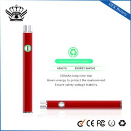 Wholesale Usb Buddy - Authentic Buddy Preheat Battery 350mAh Variable Voltage USB Charge 510 Battery For Thick Oil Vaporizer Pen Cartridges