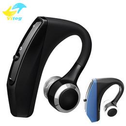 V12 бизнес Bluetooth-гарнитура Беспроводной громкой связи офис Bluetooth Наушники Наушники Наушники с микрофоном голосового управления шумоподавления от Поставщики офисный шум