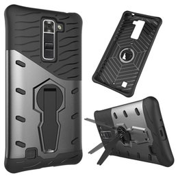 Wholesale Cell Combo - 2016 New Sniper Hybrid Case for LG K7 Cell Phone Case TPU+PC Combo Protective Cover