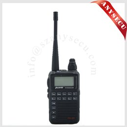 Wholesale New Px - Free shipping New PuXing PX-2R Portable Radio Walkie Talkie 2W 128CH UHF Two Way Radio Interphone Transceiver Mobile