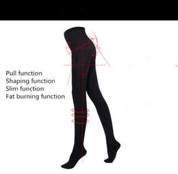 Wholesale Black Silk Leggings - Women's autumn and winter solid color mercerizing pantyhose Slim thin leggings socks stealth, hip, shaping, deodorant, anti-off silk, breath