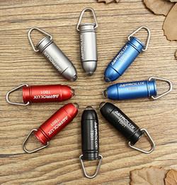 Astrolux tb-01 kugel aluminiumlegierung 45lm mini led schlüsselbund taschenlampe led licht mini camping schlüsselanhänger taschenlampe + 3 x lr41 batterie von Fabrikanten