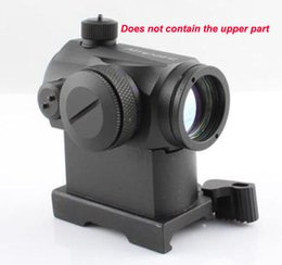 Wholesale T1 Dot - T1 Red Dot QD High Mount for T1 1X24 sight rifle scope free shipping