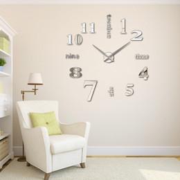 de pared espejo grande en ventamoda reloj de gran conjunto de stickers de