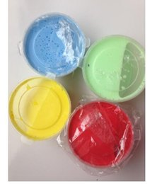 Wholesale Pink Whips - 40box 40g box Soft butter slime form crystal soil squishy lab slime putty Whipped cream rubber mud