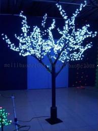 Wholesale Used White Christmas Tree - 2017 NEW Free ship LED Willow Tree Light LED 1152pcs LEDs 2m Rainproof Indoor or Outdoor Use MYY
