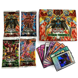 Wholesale Yu Gi Oh Toys - 216 pcs   set Yugioh Flash Cards Baby Cards Game Toys English Version Boys Girls Yu Gi Oh Games Collection Cards Christmas Gift
