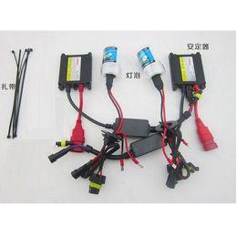 Wholesale D1s Xenon Conversion Kit - 18 months warranty hot sale 12V 35W hid xenon DC slim ballast kit H4-3 9004-3 9007-3 H13-3 HID CAR HEADLIGHT LED car and halogen D1S D2S D4
