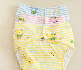 Canada Coton lavable couches lavables bébé couches lavables coton imperméable bébé imperméable à l'eau de dessin animé Offre