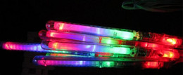 Wholesale Ma Year - LED Flash Light Up Wand Glow Sticks Kids Toys For Holiday Concert Christ mas Party XMAS Gift Birthday New