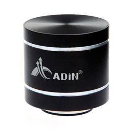 Wholesale Directional Vibration Speaker - MINI Speaker Adin Dwarf Omni Directional Audio Rechargeable USB Vibration Speaker Remote Control Cheap speaker remote control