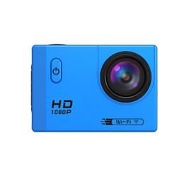 10 pçs / lote DHL grátis 12MP Full HD 1080 P WIFI Sports Action Camera Câmera À Prova D 'Água de 2.0 polegadas Tela Esporte DV de Fornecedores de relógio inteligente q18