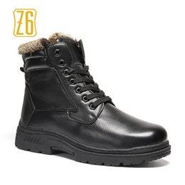 Wholesale Best Selling Motorcycle - 40-45 classic winter boots lace warm waterproof boots fashion Boots Men's exclusive best selling brand of men's shoes