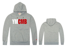 Wholesale Hoodies Ymcmb - 2017 Hoodies ymcmb Jackets Coats winter and fall stylish fashion Mens Outerwears sportswears Free Shipping Size S-XXXL
