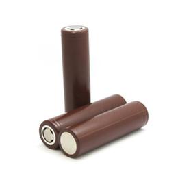 Canada HG2 18650 batteries au lithium rechargeables de la batterie 3000MAH 20A pour le vélo électrique de moteur électrique de boîte de cigarette mod Offre