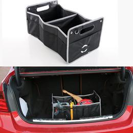 1x Para todo o tipo da caixa de dobramento da cauda do carro da caixa do armazenamento da multi-função do veículo de Volvo de