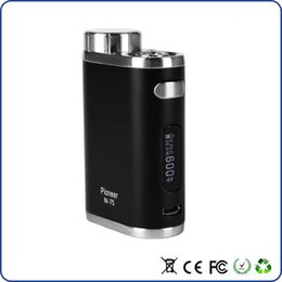 Wholesale Ego Battery Y - Y 100% Original NME Pioneer N-75W Mod iStick 2200mah 510 eGo Battery Simple Pack VW Mod Box Variable Wattage E Cig Battery
