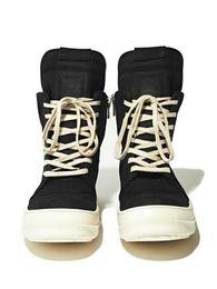 Wholesale Milk Retro - 2018 New list men's retro dark genunie leather shoes couple models influx of men and women high shoes rick TPU bottom milk boots