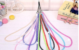 Wholesale Chinese Cell Phones Sale - 2017 Hot sales Cell Phone Accessories Cell phone pasts for All Size Water Drill Fishing Net Hang a neck The crystal Fishing net