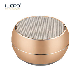 wheel speakers Coupons - Mini Wireless Bluetooth Speaker Portable Colorful Metal Subwoofer Support TF Card With Multifunction Wheel English Retail Package VS Xtreme