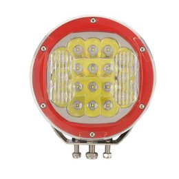 Wholesale Super 4x4 Off Road Lights - factory price off road led work light cree 7 inch 90w led driving light 7650 LM Super bright 4x4 led work light