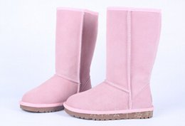 Wholesale Womens Size 12 Boots - Free shipping 2016 High Quality WGG Women's Classic tall Boots Womens boots Boot Snow boots Winter boots leather boots boot US SIZE 5--12