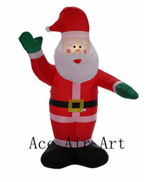 Wholesale Christmas Inflatable Santa Claus - Christmas Inflatable Santa Claus Blow-Up Yard Decoration