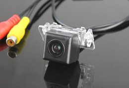 Wholesale Toyota Camry Car Camera - Night Vision HD CCD Car Rear Camera For Toyota Camry 2006-2008 Parking Reverse Water-proof Dust-proof